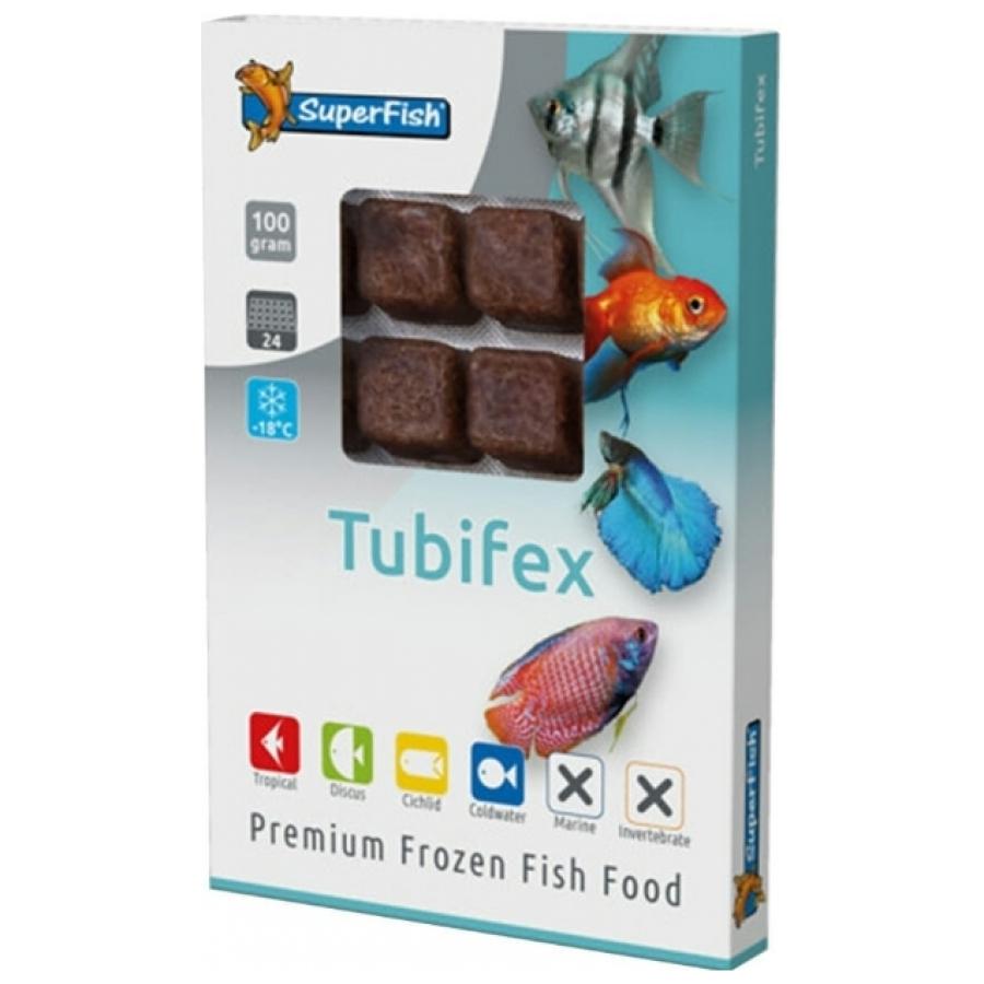 Tubifex 100g