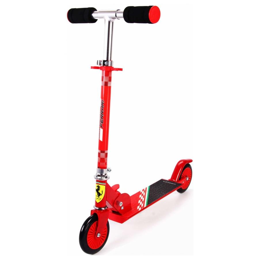 Step Ferrari rood