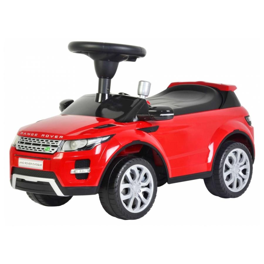 Loopauto Range Rover Evogue rood