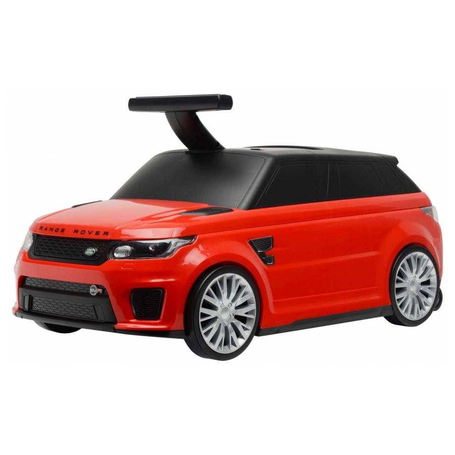 Loopauto/Rolkoffer Range Rover Sport SVR rood
