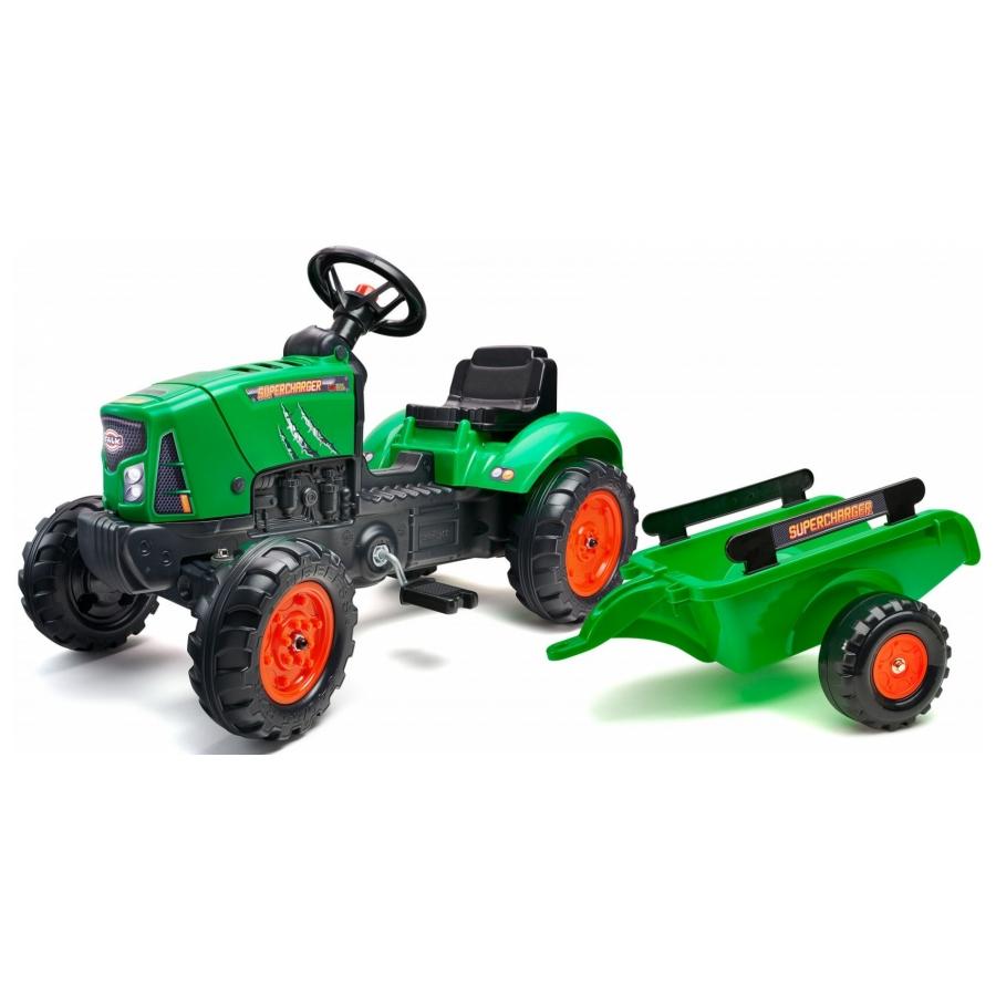 Falk Supercharger groen